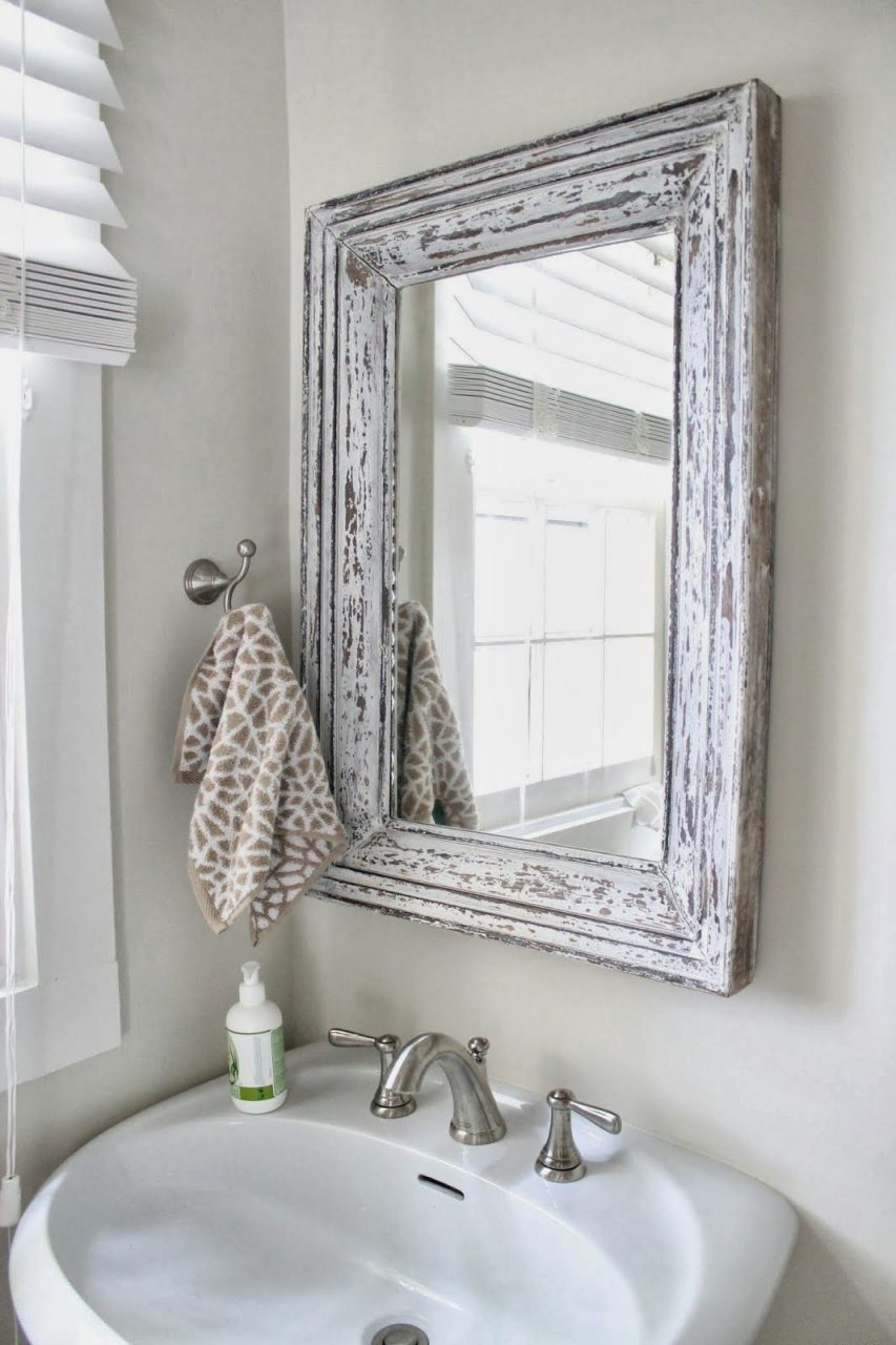 Bathroom Mirror Ideas To Inspire You Best Bathroom Mirror