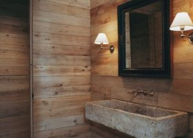 Rustic Bathroom Tile Design Ideas