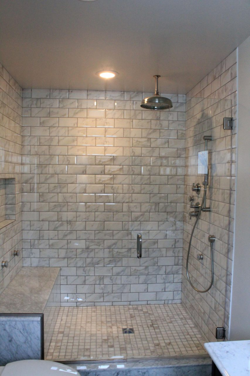 Bathroom Tiled Shower Ideas You Can Install For Your Dream Bathroom