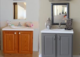 Bathroom Vanity Paint Color Ideas