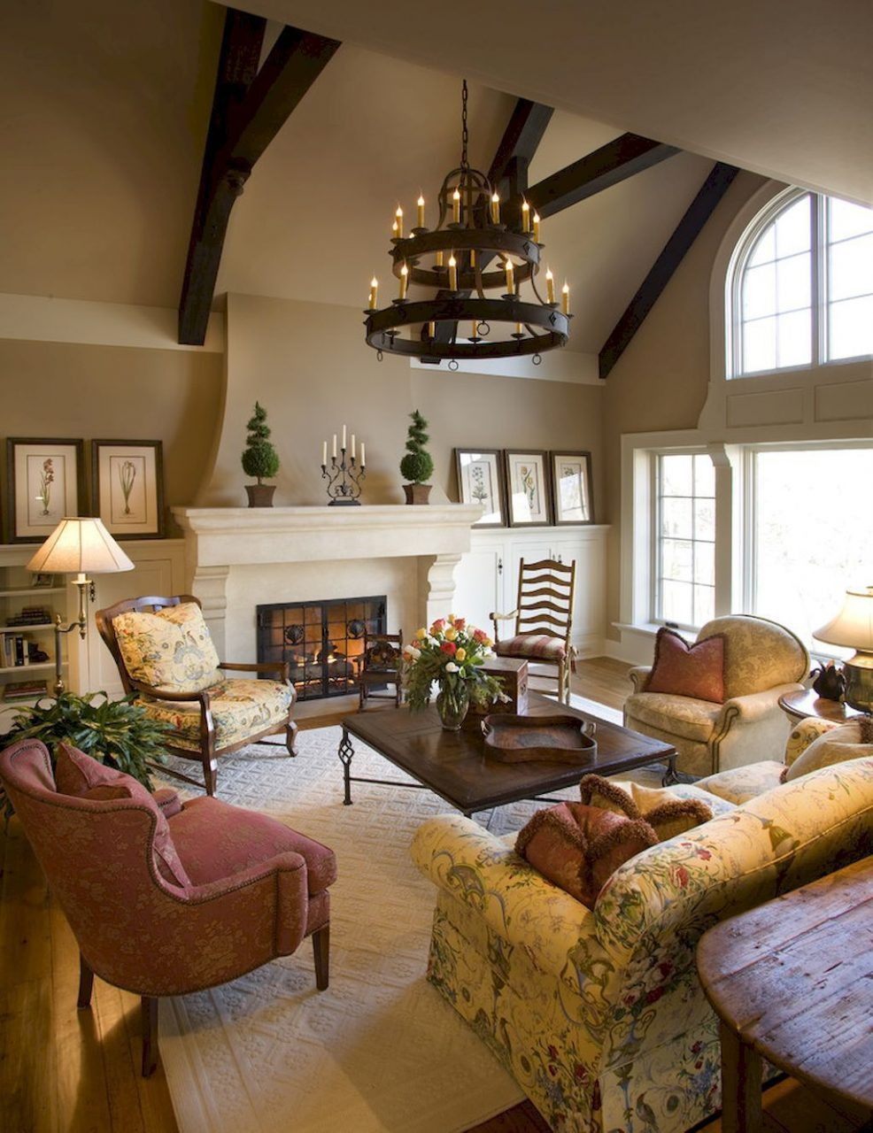 Beautiful French Country Living Room Ideas 8 Living Rooms In