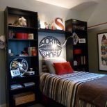 Bedroom Cool Bedrooms For Young Men Sport Theme Bedrooms For