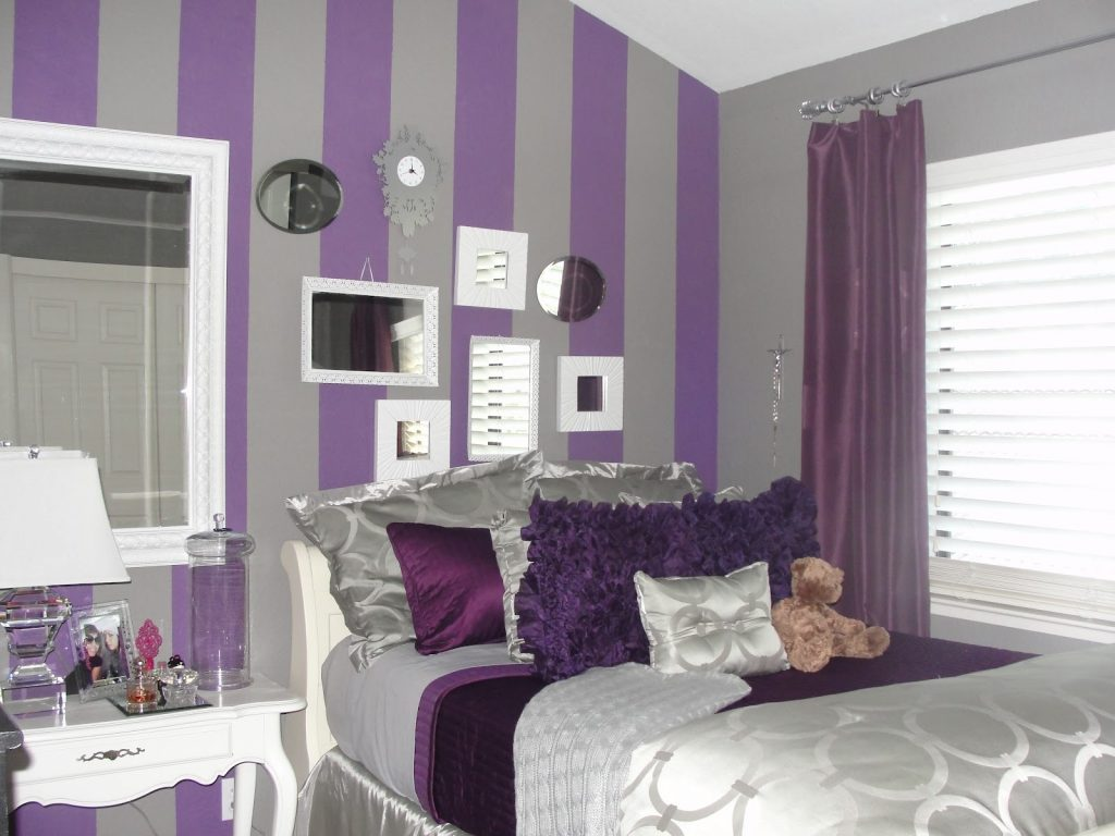 Bedroom Girls Purple Bedroom Ideas Bedroom Interior Design Images