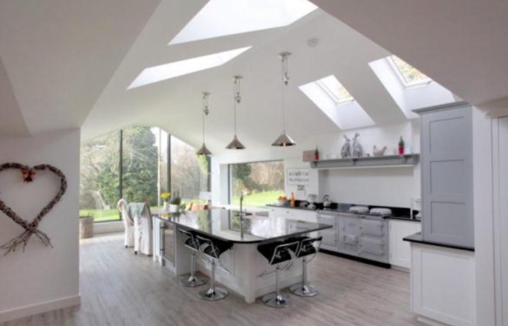 Best Idea And Modern Garage Modern Garage Conversion Kitchen