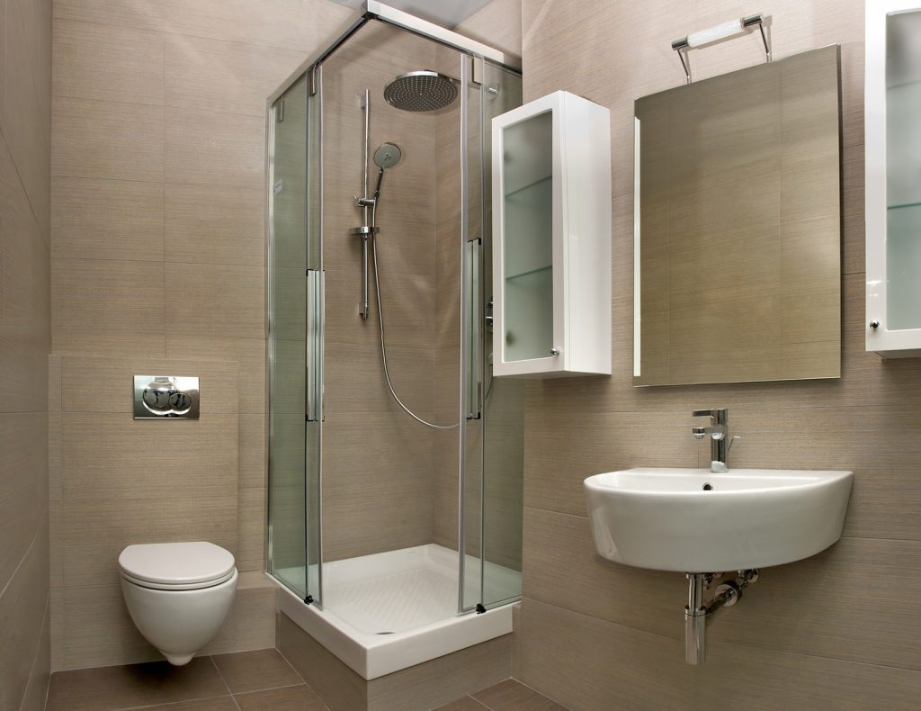 Best Small Bathroom Designs With Shower Nameahulu Decor Style