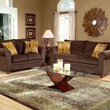Brown Colors For Living Room Image Of Living Room Color Schemes With