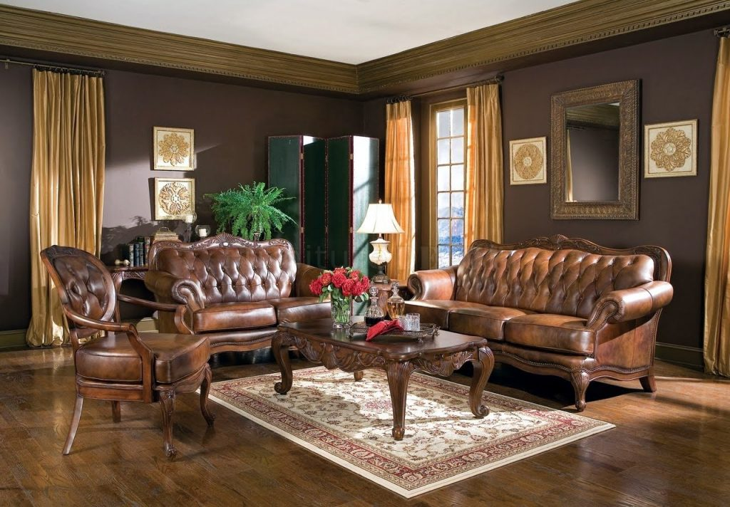 Brown Livingroom Desings All Home Interior Ideas