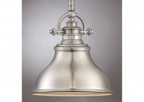 Brushed Nickel Kitchen Pendant Lights