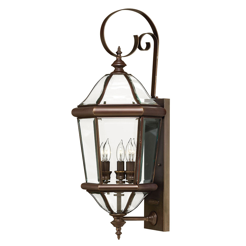 Buy The Augusta Extra Large Outdoor Wall Sconce Hinkley Lighting