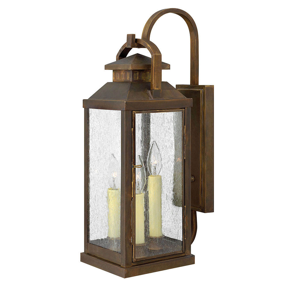Buy The Revere Large Outdoor Wall Sconce Hinkley Lighting