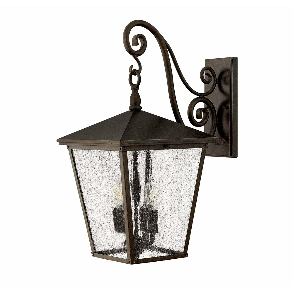 Buy The Trellis Extra Large Outdoor Wall Sconce Hinkley Lighting
