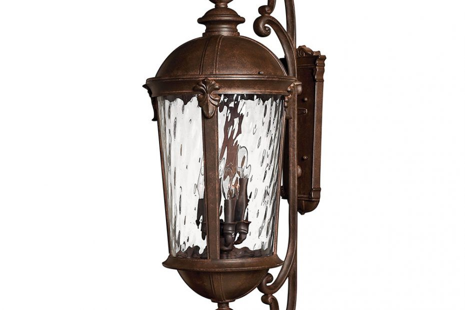 Buy The Windsor Extra Large Outdoor Wall Sconce Hinkley Lighting