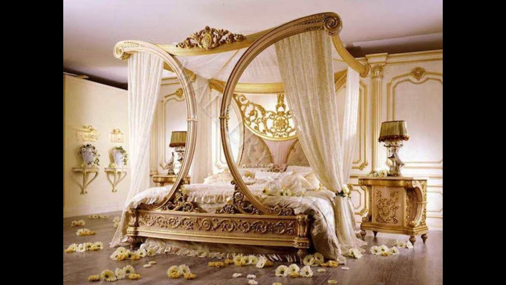 Canopy Bedroom Sets Beautiful Canopy Bedroom Sets Youtube
