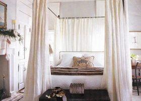 Decorative Bed Canopy