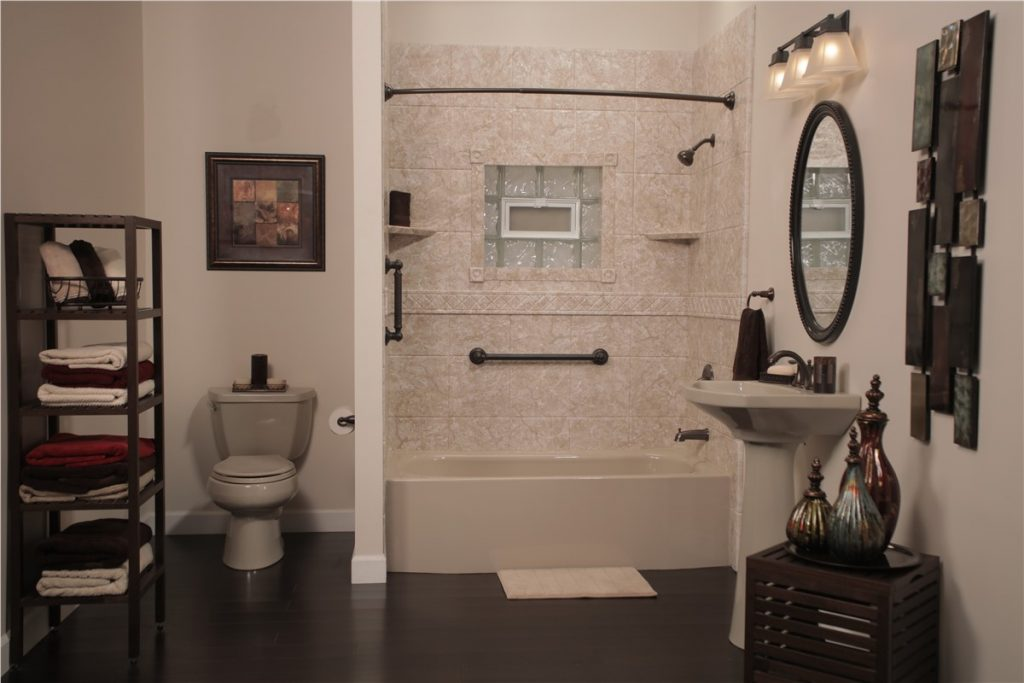 Canton One Day Bath Remodel Bathroom Remodeling Jr Luxury Bath
