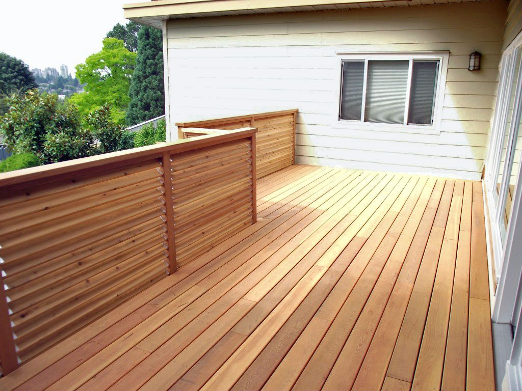 Cedar Deck Railing Design Stopqatarnow Design How To Design