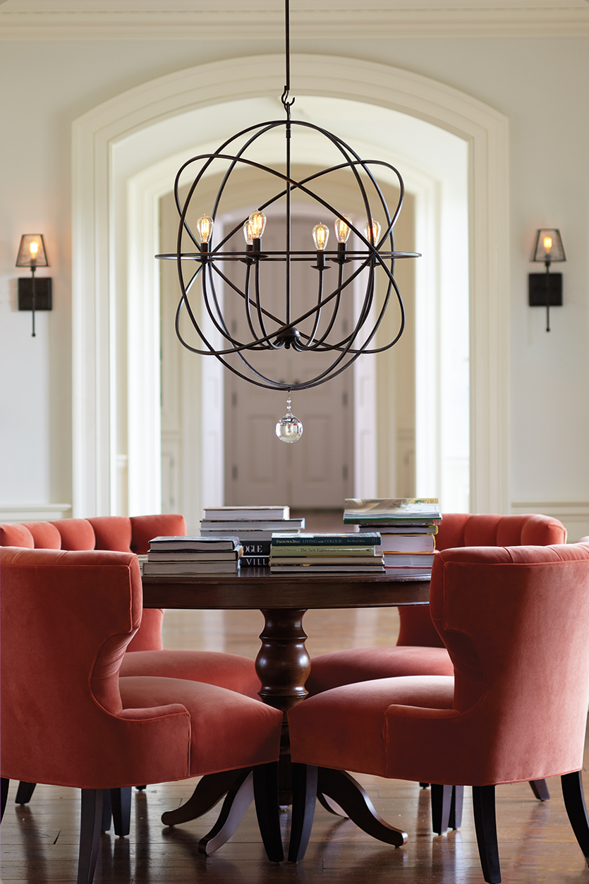 Chandelier Height Above Dining Room Table Chandelier Ideas