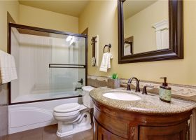 One-day Bathroom Remodeling