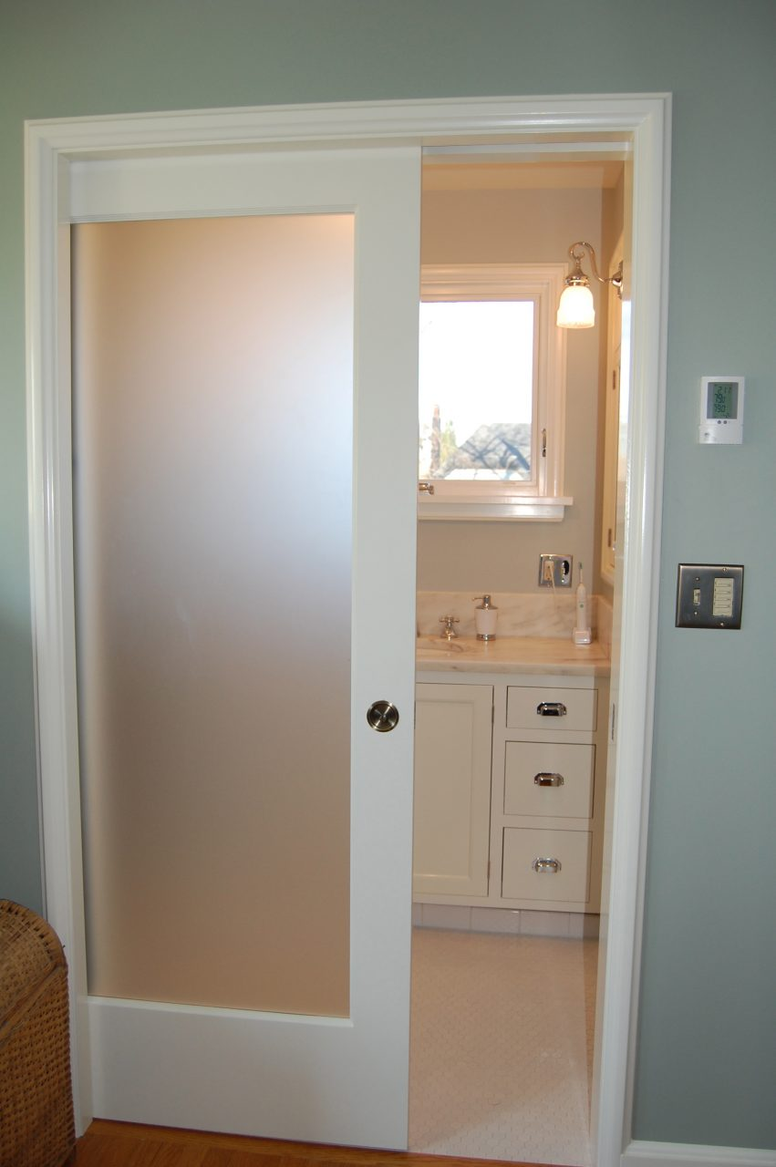 Choosing A Frosted Glass Interior Door To Your Apartment On Freera