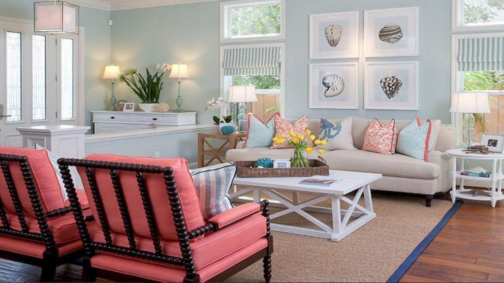 Coastal Living Room Designs Beach House Living Room Ideas