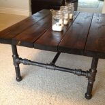 Coffee Table Required Diy Crafts Industrial Style Coffee Table
