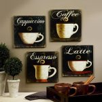 Coffee Themed Kitchen Accessories