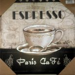 Coffee Themed Kitchen Wall Chef Decor Sets Tips To Applications