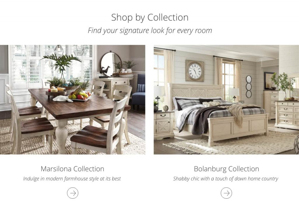 Collections Ashley Homestore Ashley Furniture Homestore