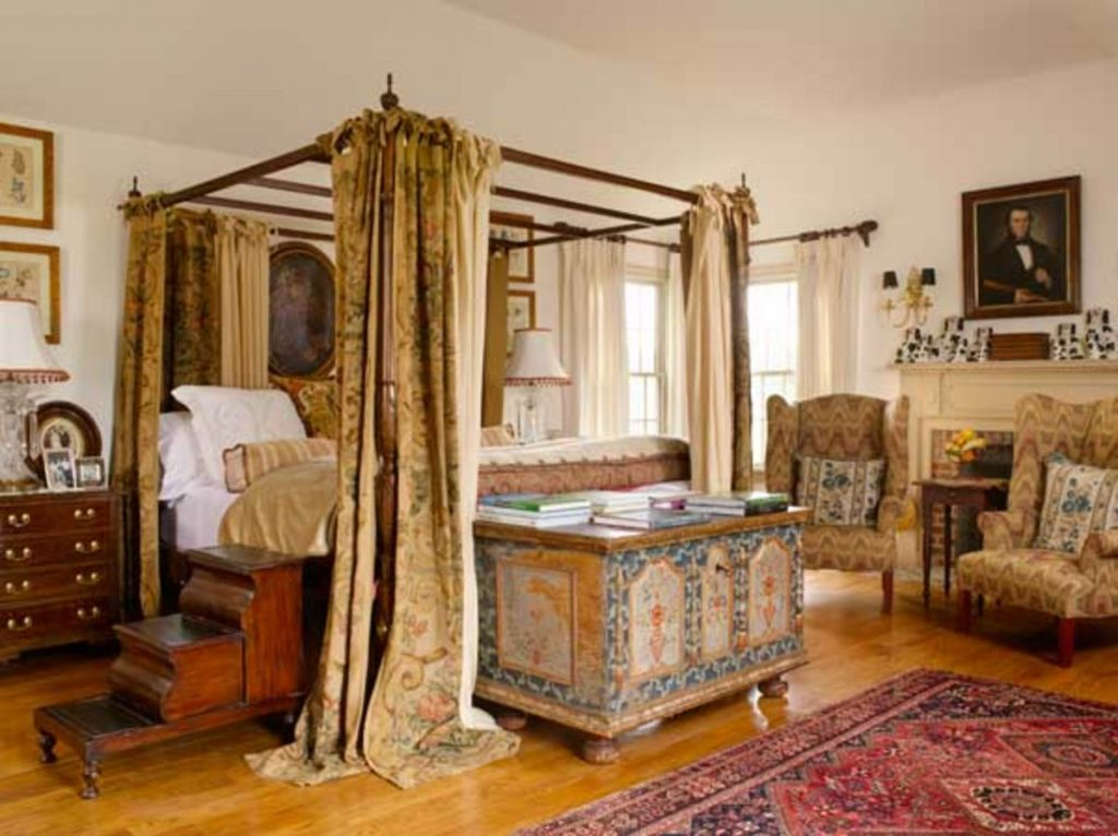 Colonial Revival Bedrooms With An Old World Look Old House Journal
