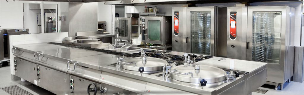 Commercial Industrial Restaurant Hotel Kitchen Equipment