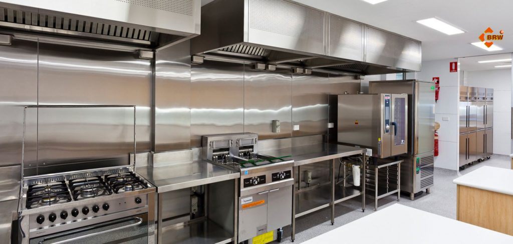 Commercial Kitchen Equipments Manufacturer Brw