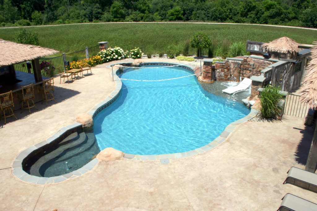 Concrete Patio Ask The Pool Guy