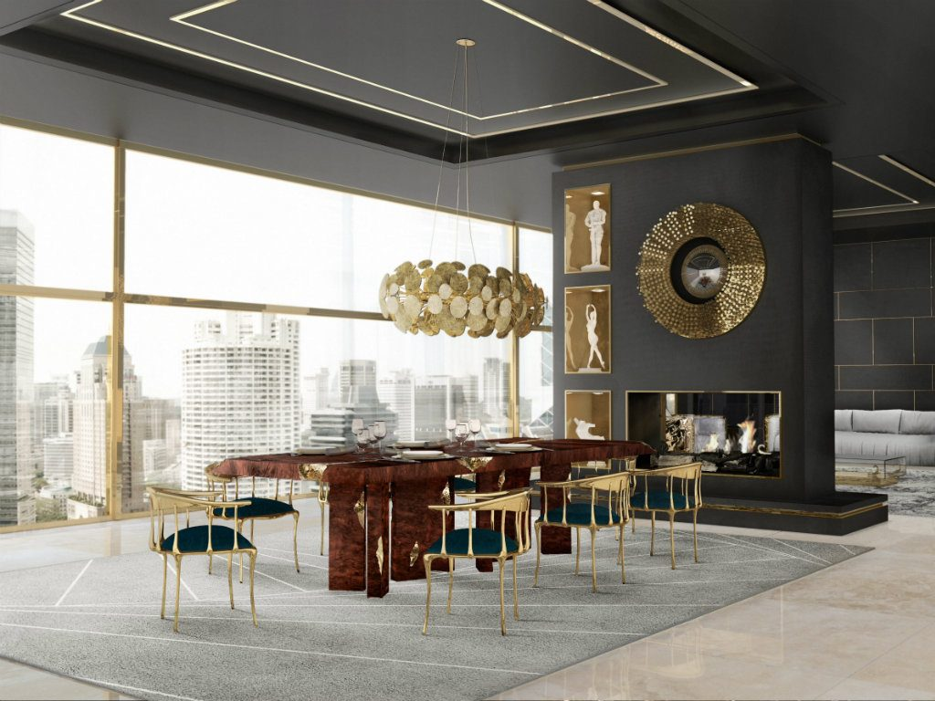 Contemporary Dining Room Ideas To Inspire You