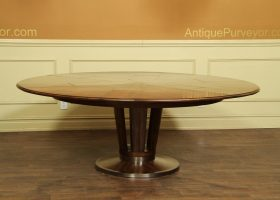 Expandable Round Dining Tables Contemporary