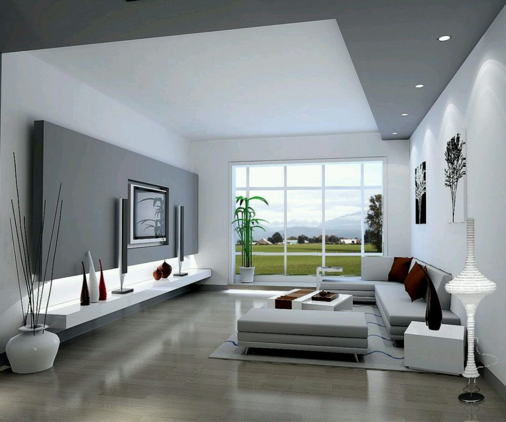 Contemporary Living Room Interior Design Ideas Contemporary Living