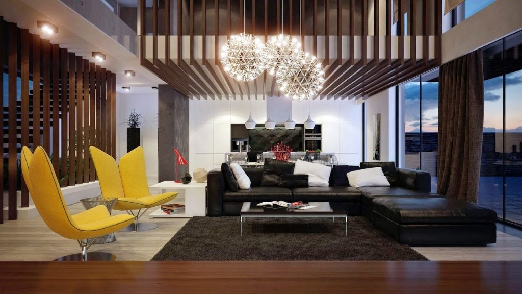 Contemporary Living Room Modern Interior Design Ideas Youtube