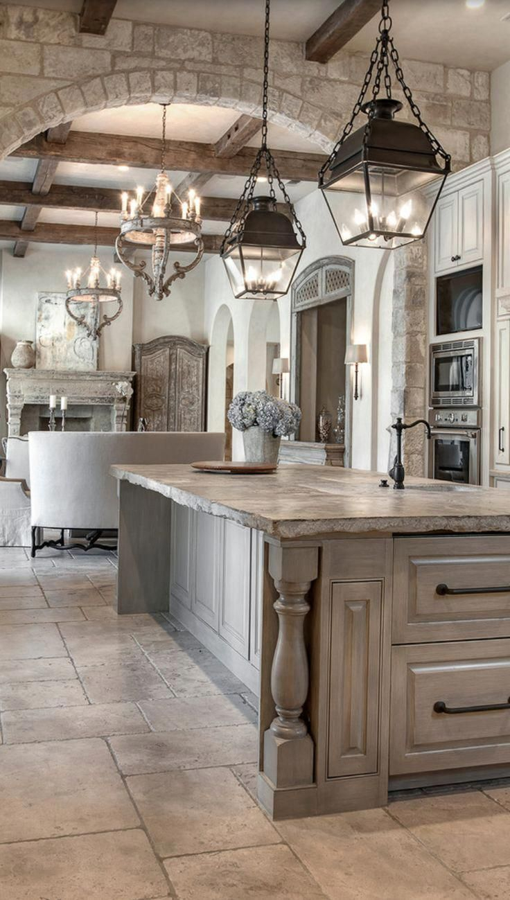 Cool Kitchen Cabinets French Country Style Frenchcountrykitchen Layjao