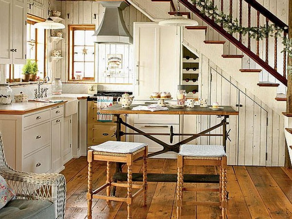 Cottage Kitchen Decorating Ideas Country Cottage Decorating Ideas