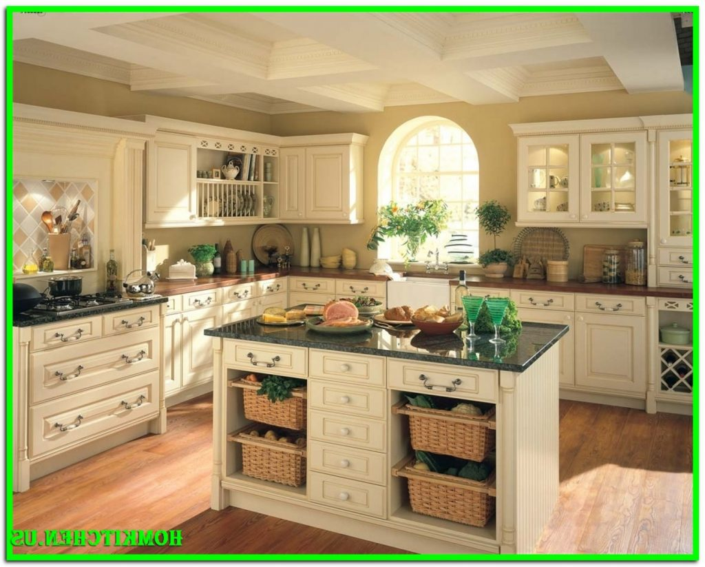 Country Living Kitchen Cabinets Rustic Kitchen Ideas Country Style