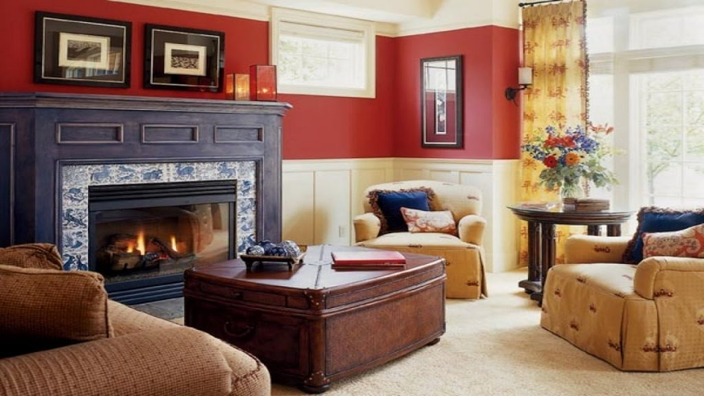 Country Living Room Color Schemes That Wow Youtube