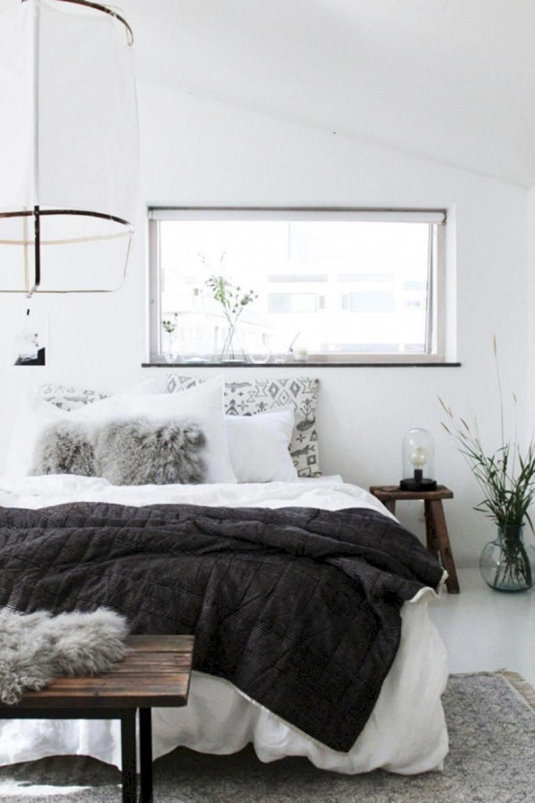 Cozy Scandinavian Bedroom Designs Ideas Bedroomdesignideas