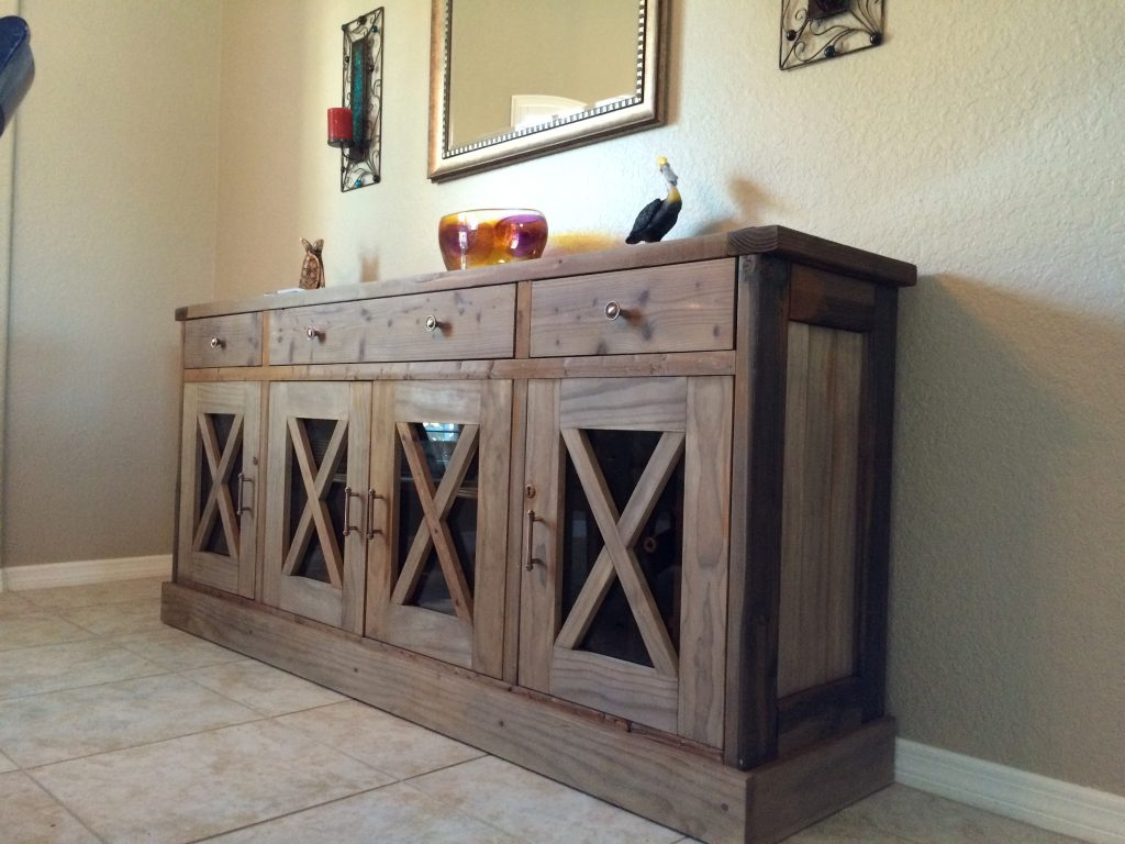 Creative Ana White Dining Room Buffets Sideboards Pracmatic With