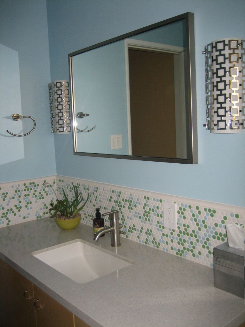 Creative Home Decor Ideas Bathroom Tile Backsplash Ideas Creative