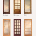 Custom Bathroom Wood Doors Home Door Design Interior Doors