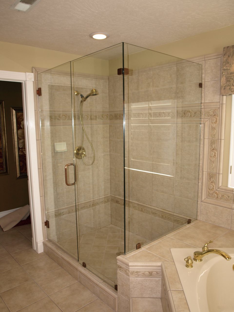 Custom Glass Shower Doors Enclosures Salt Lake City Utah