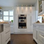 IKEA White Shaker Kitchen Cabinets