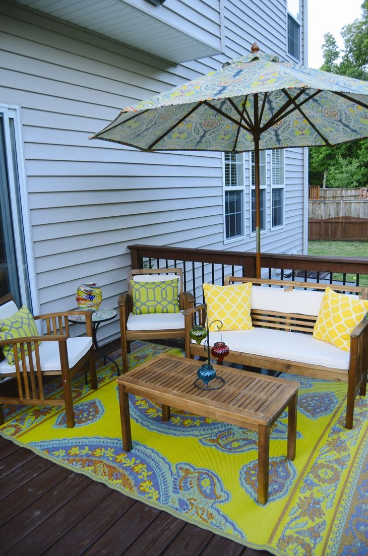 Deck Orating Home Decor Ideas Deck Patio Deck Makeover