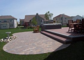 Decks and Paver Patios Design