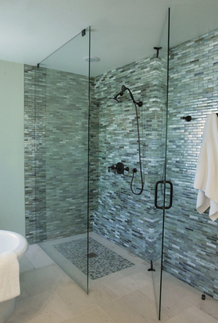 Decorative Bathroom Wall Tile Mosaic Shower Walls What To Get