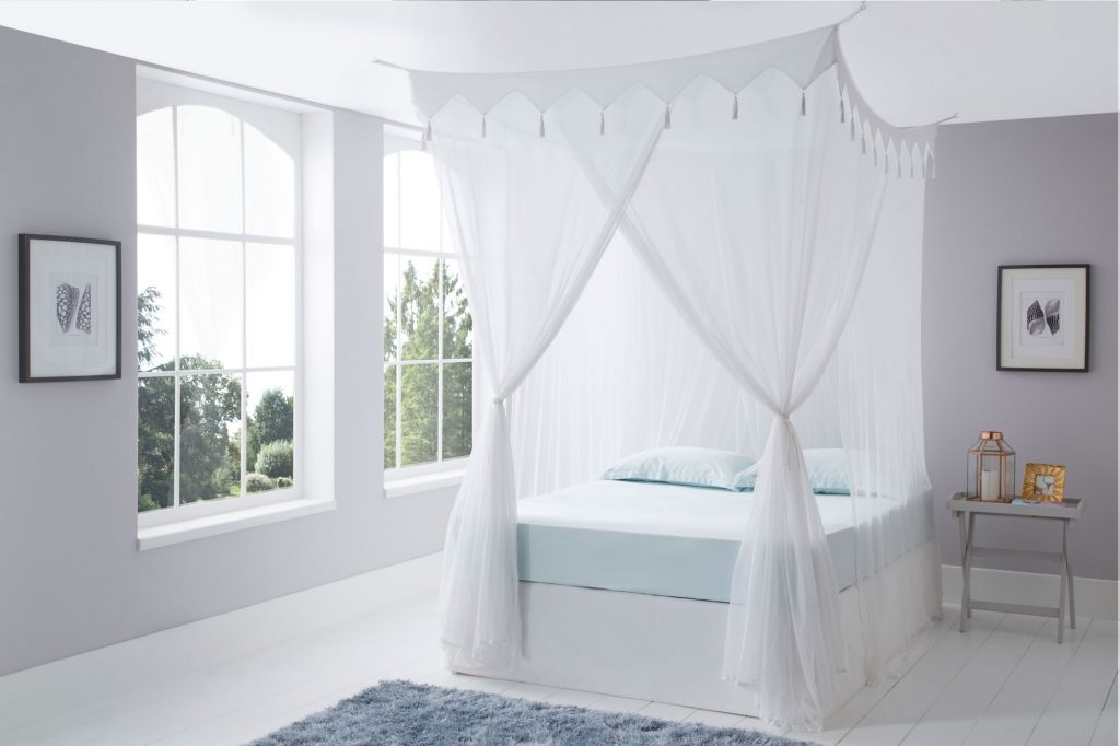 Decorative Box Cotton Mosquito Net King Size Mosquito Nets Online